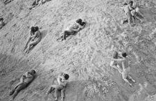 Zabriskie Point, rastros arqueológicos de los años setenta