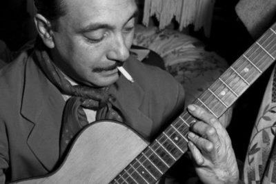 Django Reinhardt. (DP)