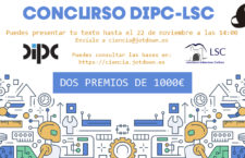 Concurso DIPC-LSC de divulgación científica 2020