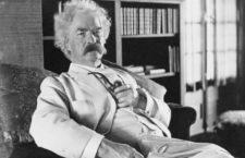 Mark Twain. (DP)